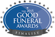 Good Funeral Awards finalist